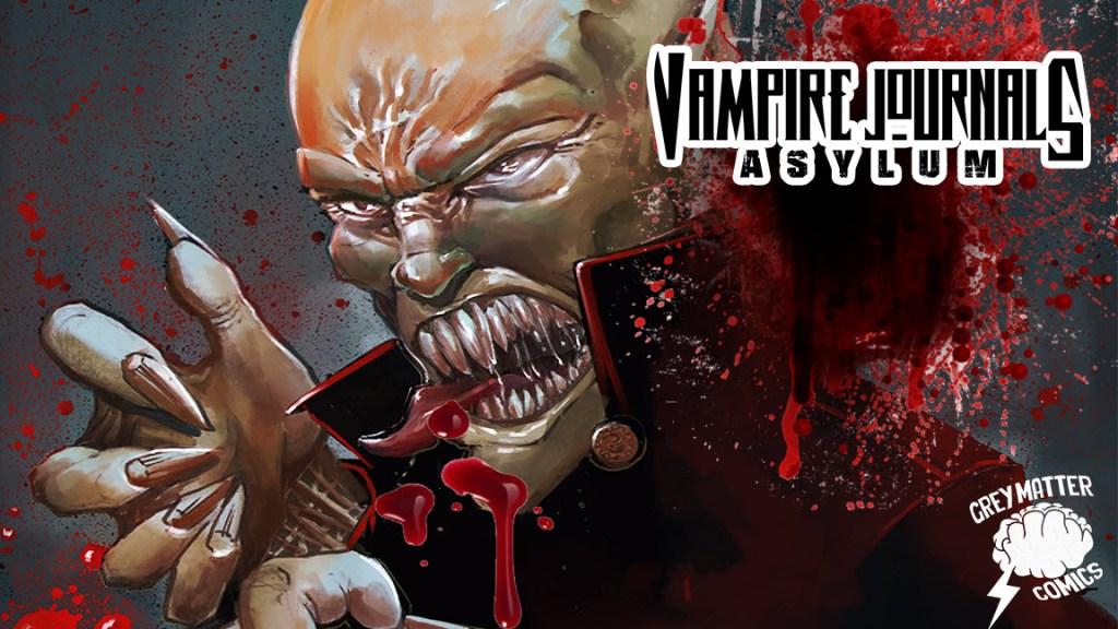 Vampire Journals: Asylum