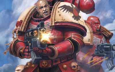 Review: Warhammer, Dawn of War III: The Hunt for Gabriel Angelos