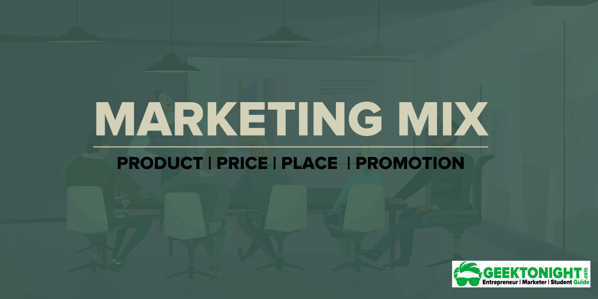 Marketing Mix – 4ps: Definition, Example, Importance
