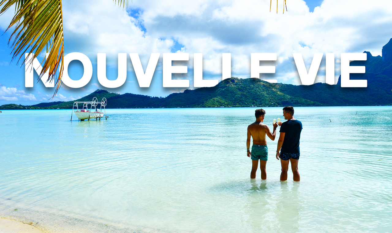 On part vivre à Tahiti !