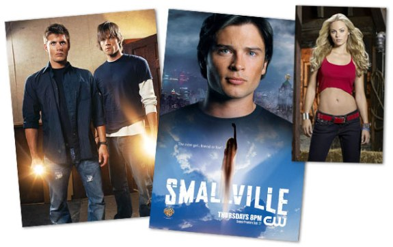 Supernatural & Smallville Get New Seasons
