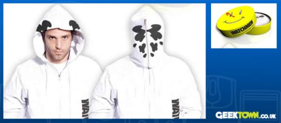 Win a Limited Edition Rorschach Hoodie!