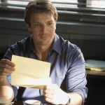 Nathan Fillion in Castle