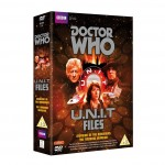 Doctor Who: U.N.I.T Files Box Set