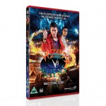 Wizards vs Aliens - Available on DVD and Blu-ray from 31 December 2012