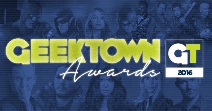 Geektown Radio 92: The 'Geektown Award 2016' Is Now Open For Voting!