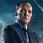 Clark Gregg as agent Agent Coulson