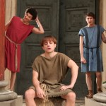 Marcus Stylax & Grumio from Plebs!