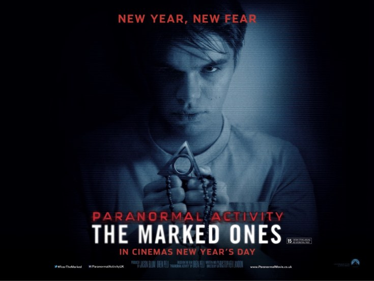 Paranormal Activity - The Marked Ones