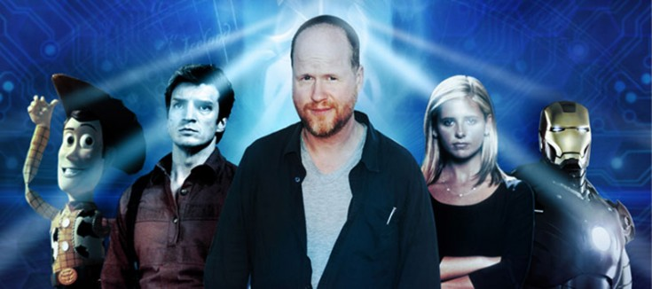 Joss Whedon: Geek King of the Universe - A Biography by Amy Pascale.
