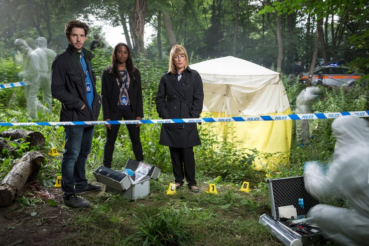 Suspects returns to Channel 5