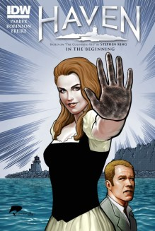 SyFy's Haven Comic Book