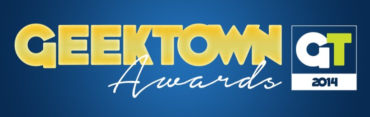 The 3rd Annual Geektown Awards!