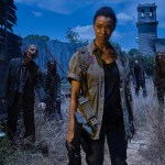 Sonequa Martin Green as Sasha - The Walking Dead _ Season 6, Gallery - Photo Credit: Frank Ockenfels 3/AMC