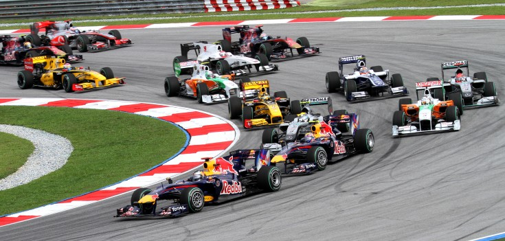 Formula One Zooms Onto Channel 4