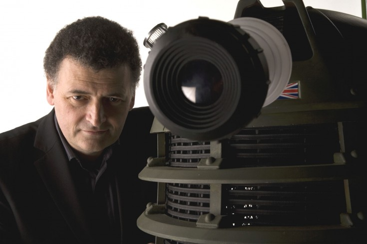 Steven Moffat Leaves Doctor Who