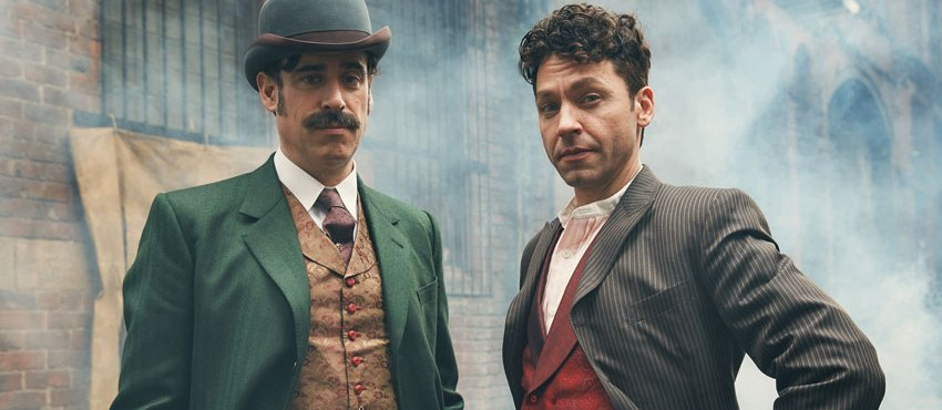 Houdini & Doyle Couldn't Escape Cancellation