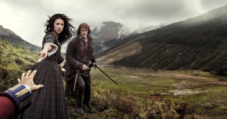'Outlander' Coming To More4