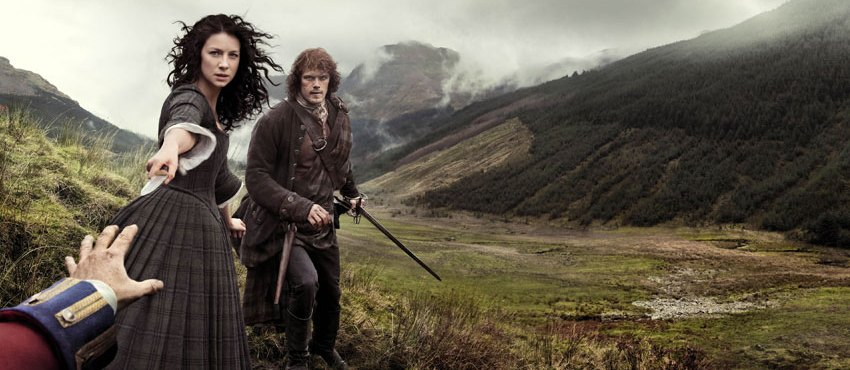 Outlander get a 2 season renewal