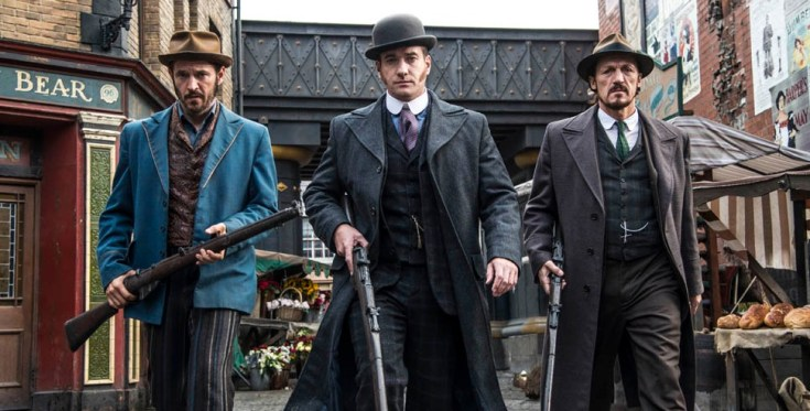 Ripper Street To End After Season 5 on Amazon