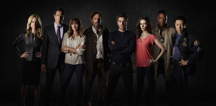 Celebrating 100 Episodes of Grimm with Bree Turner