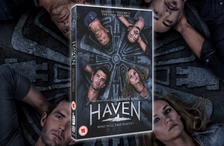 Haven Season 5 – Volume 2: 'The Final Episodes' Coming to DVD 4th April