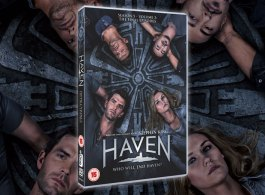 Haven Season 5 Volume 2: The Final Episodes DVD