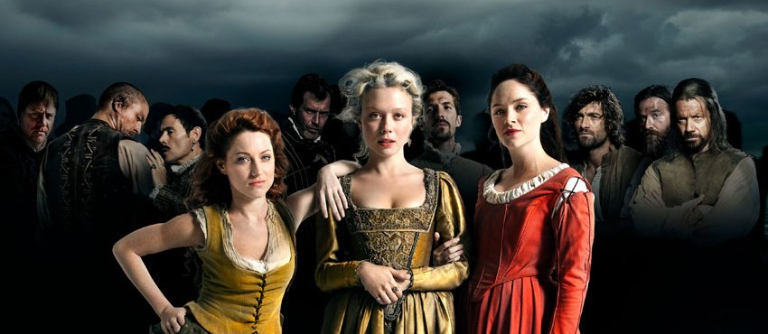 Jamestown Proves A Massive Hit For Sky One