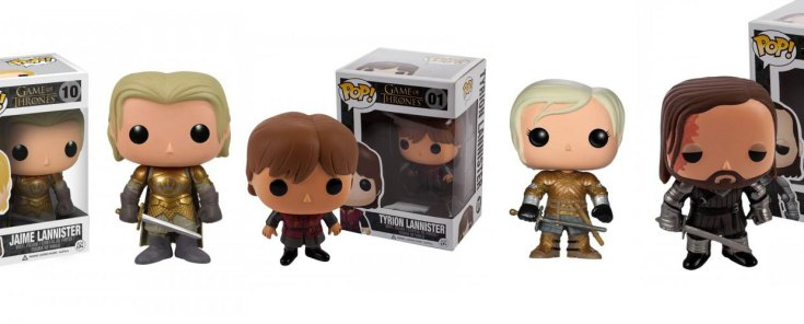 Game of Thrones Pop! Vinyls