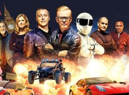 Chris Evans QUITS Top Gear!