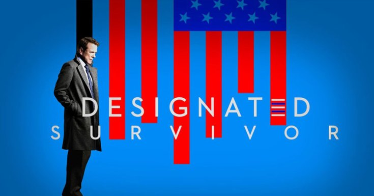 Netflix Saves 'Designated Survivor' For A 3rd Season!