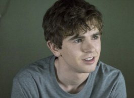 I Never Take Norman Bates Home, says Bates Motel's British Star, Freddie Highmore