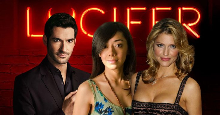 Lucifer Adds Aimee Garcia & Tricia Helfer For Season 2