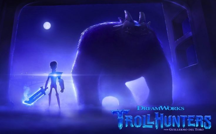 Anton Yelchin, Kelsey Grammer, Ron Perlman Voice Guillermo del Toro 'Trollhunters' Animated Series For Netflix