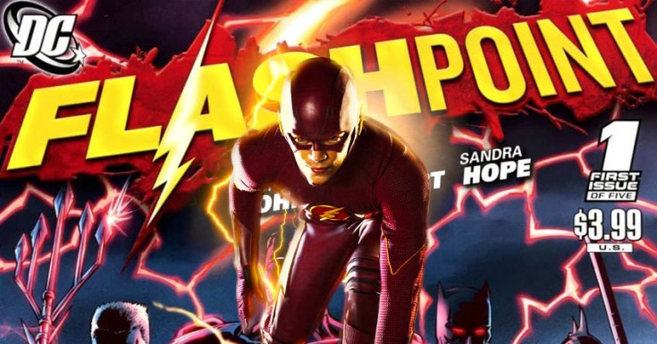 And The First Episode OF Flash Season 3 is Called...