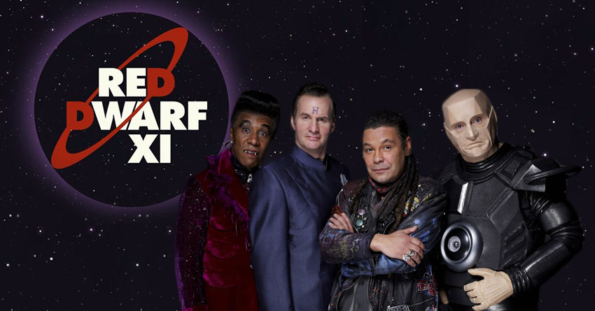 Red Dwarf TV show, UK air date, UK TV premiere date
