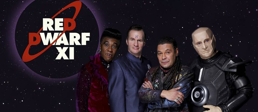 Red Dwarf XI Will Arrive In September On Dave
