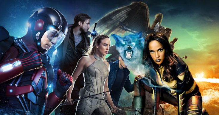 A Vixen Joining Legends of Tomorrow