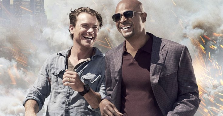Clayne Crawford Is Out Of 'Lethal Weapon'. Producers Looking To Recast.