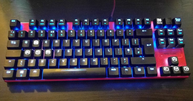 SPEEDLINK ULTOR Mechanical Keyboard Review