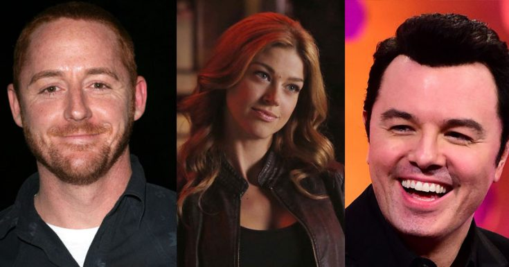 Adrianne Palicki & Scott Grimes Board Seth MacFarlane's Space TV Series