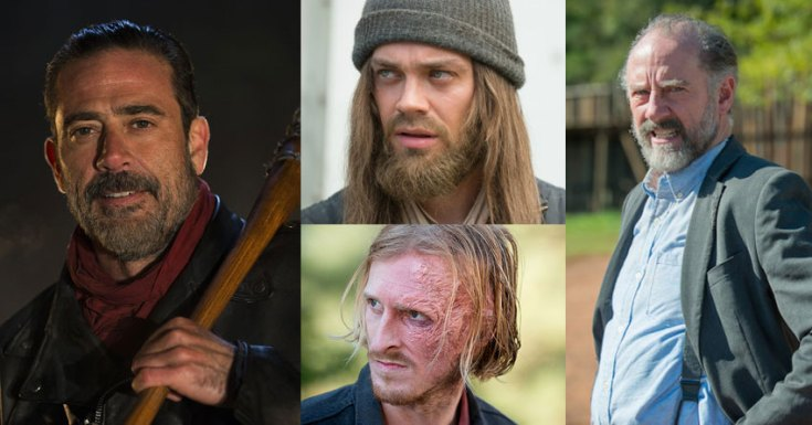 4 Cast Members Promoted To Series Regulars On The Walking Dead