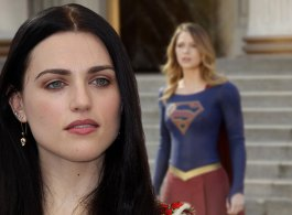 Merlin's Katie McGrath Joins Supergirl