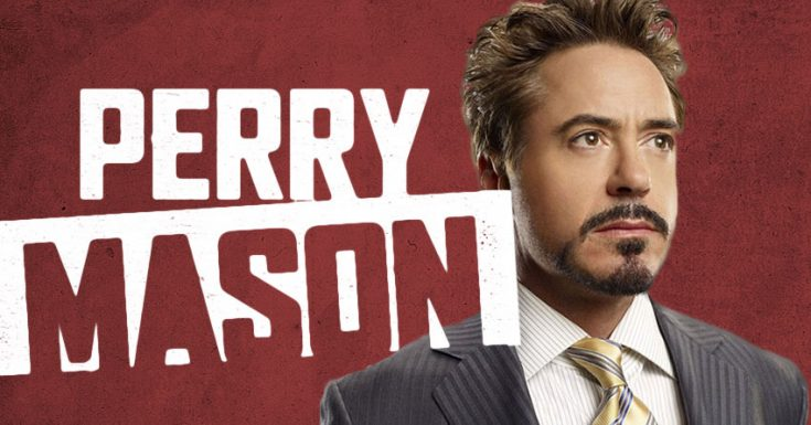Robert Downey Jr. Might Be Playing Perry Mason Written By True Detective Creator