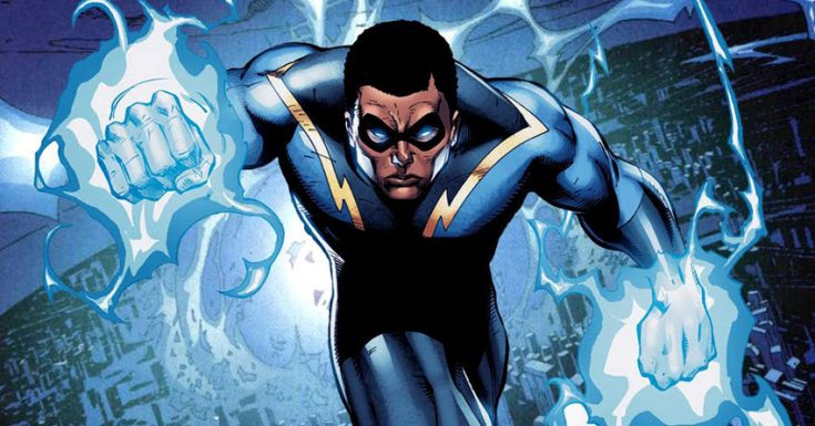 Black Lightning *Could* Be Heading To The CW...