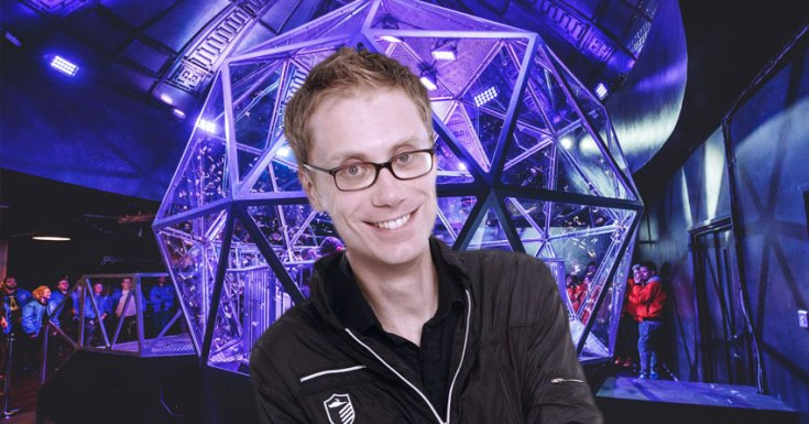 The Crystal Maze Returns (For a one off special) With Stephen Merchant As Host