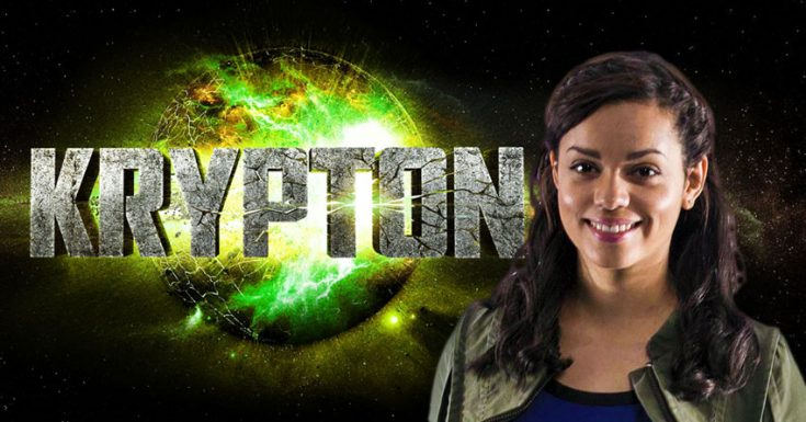 Georgina Campbell Cast As Lyta Zod On Krypton