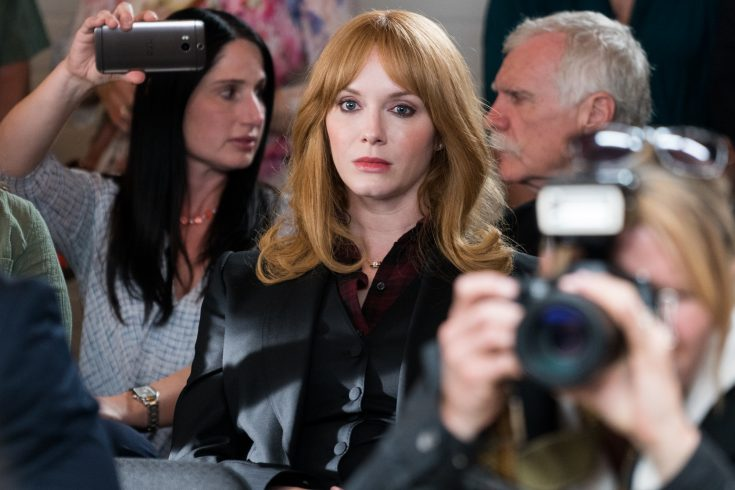Christina Hendricks In 'Tin Star'