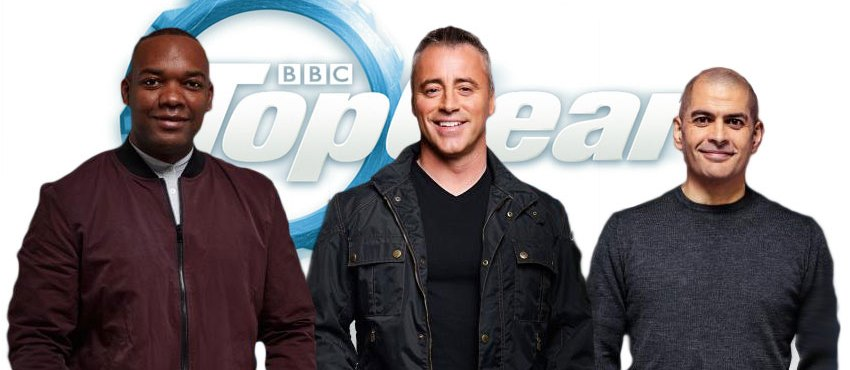 Matt LeBlanc Signs New Top Gear Deal