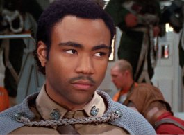 Donald Glover Is Lando Calrissian in For Han Solo Movie!